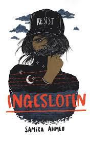 Cover van het boek 'Ingesloten' van schrijfster Samira Ahmed.